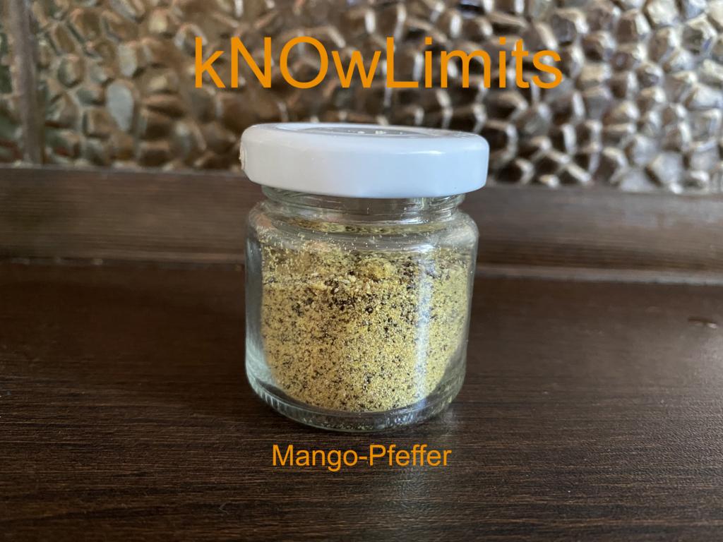 Mango-Pfeffer Rezept von Personal Trainer Benjamin Schwend aus Berlin